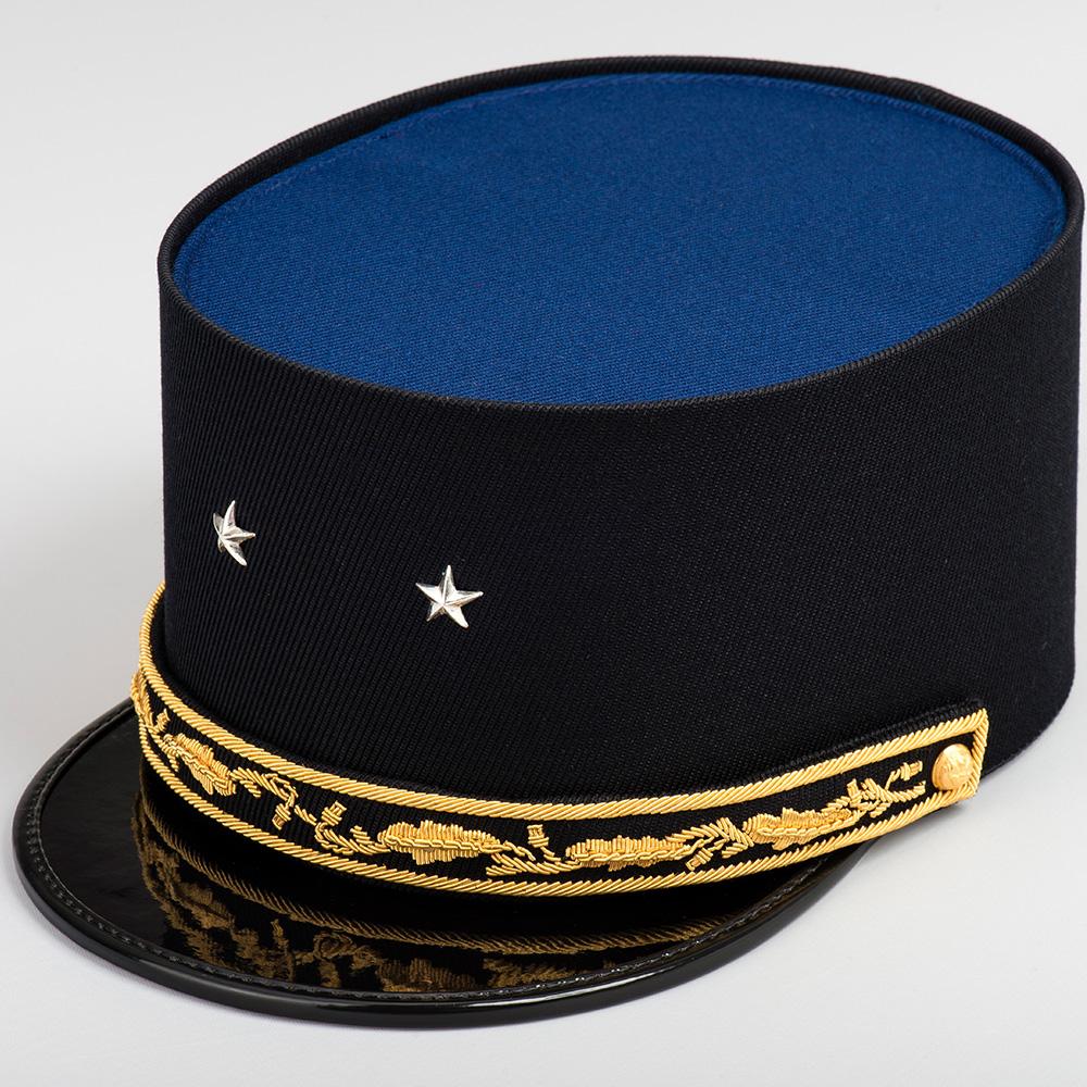Kepi general campagne gendarmerie sergequipement for Porte kepi